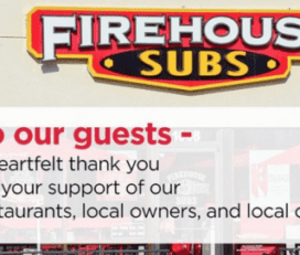 Firehouse Subs Rayzor Ranch