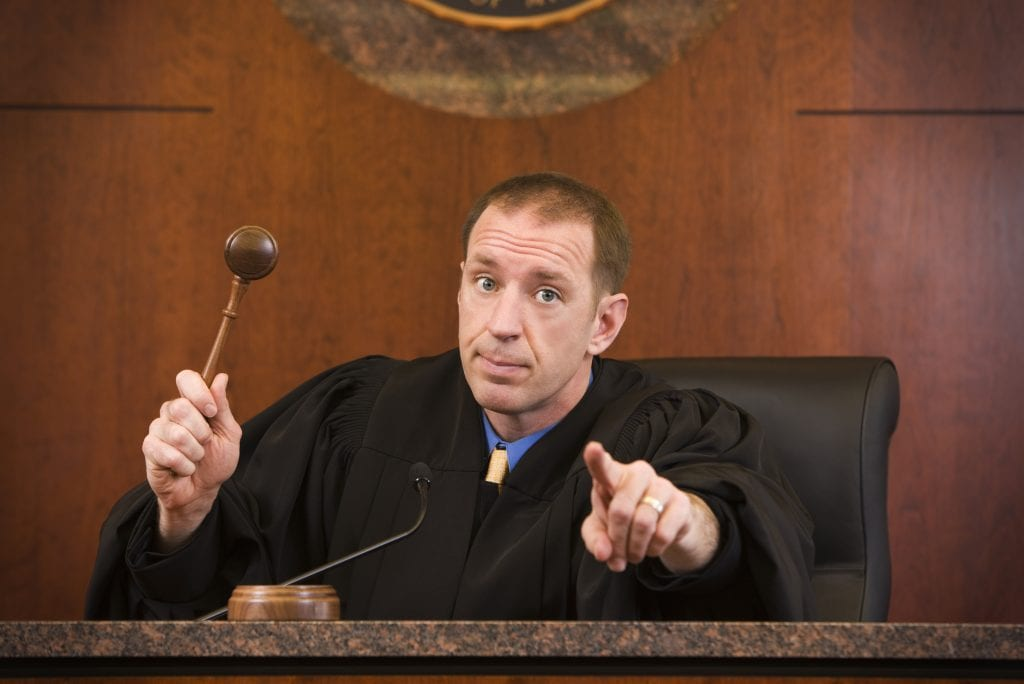 Texas judges take enforcement of court orders seriously and will hold all parties to their agreements.