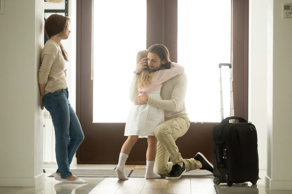 Texas law provides three child custody  arrangements for your child's well being