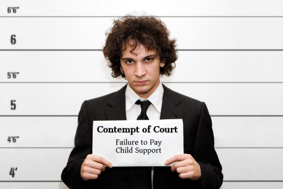 Texas Family Courts contempt powers can take the extreme measure of arresting someone for the habitual and flagrant ignoring of court orders.
