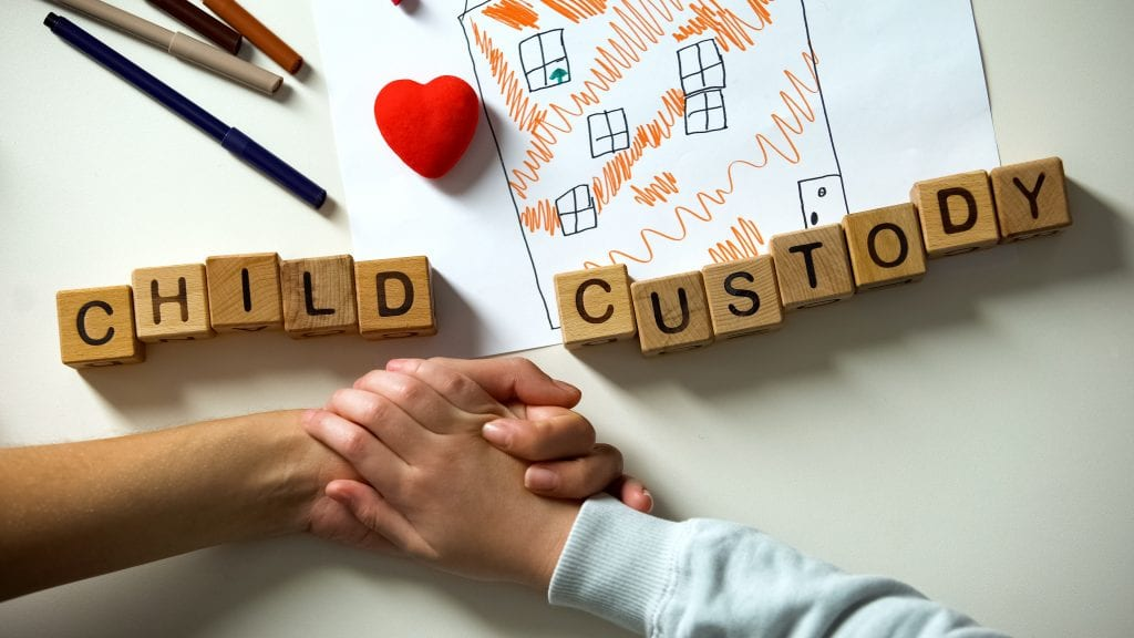 Custody arrangements are modified with a court order that must meet the requirements of Texas Family Law code.