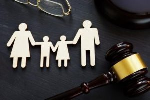 In contempt proceedings, parents must appear in court.